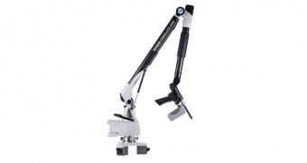 Рука ROMER Absolute Arm с внешним 3d-сканером HP-L-20.8